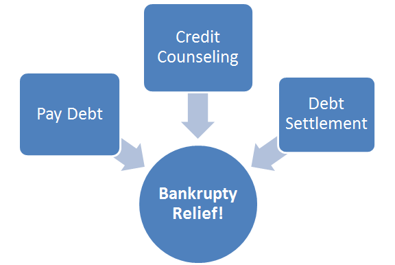 bankruptcy alternatives relief chapter 7